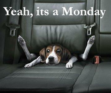 Niin maanantai!