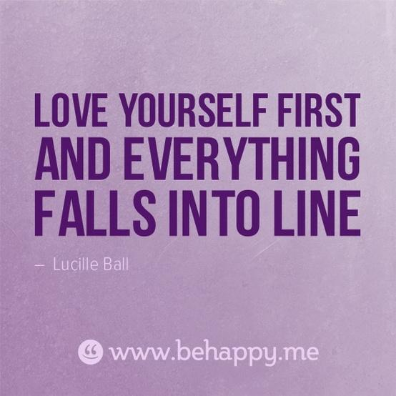 Rakasta itseäsi