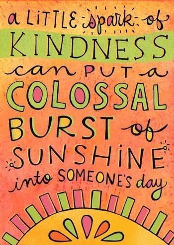 Ripaus ystävällisyyttä