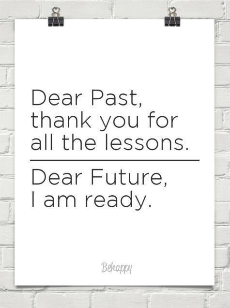 Elämä opettaa…