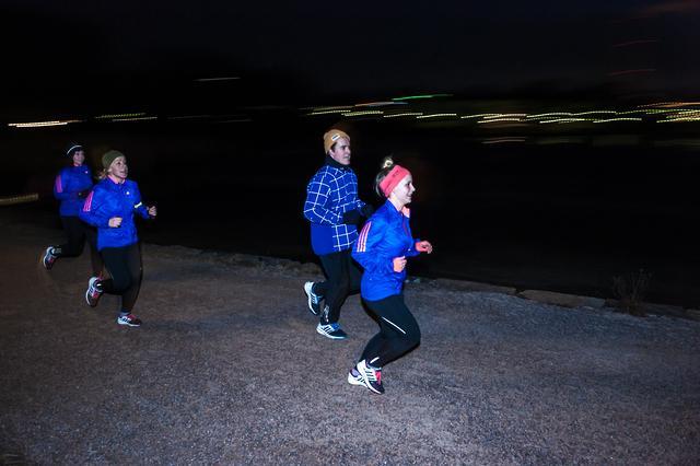 Hyvä meininki, kierros kaksi. Kuva: Adidas/Sami Välikangas