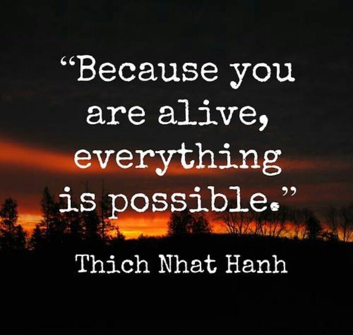 Kaikki on mahdollista..