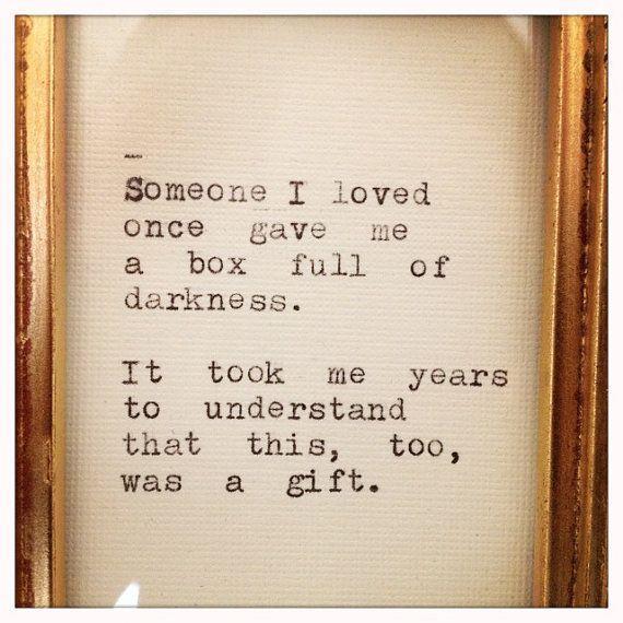 Kärsimyksestä valoon..