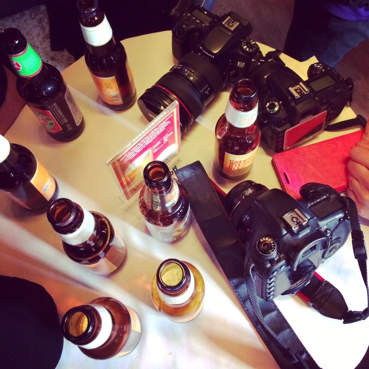 Olutta ja uusia kokemuksia!