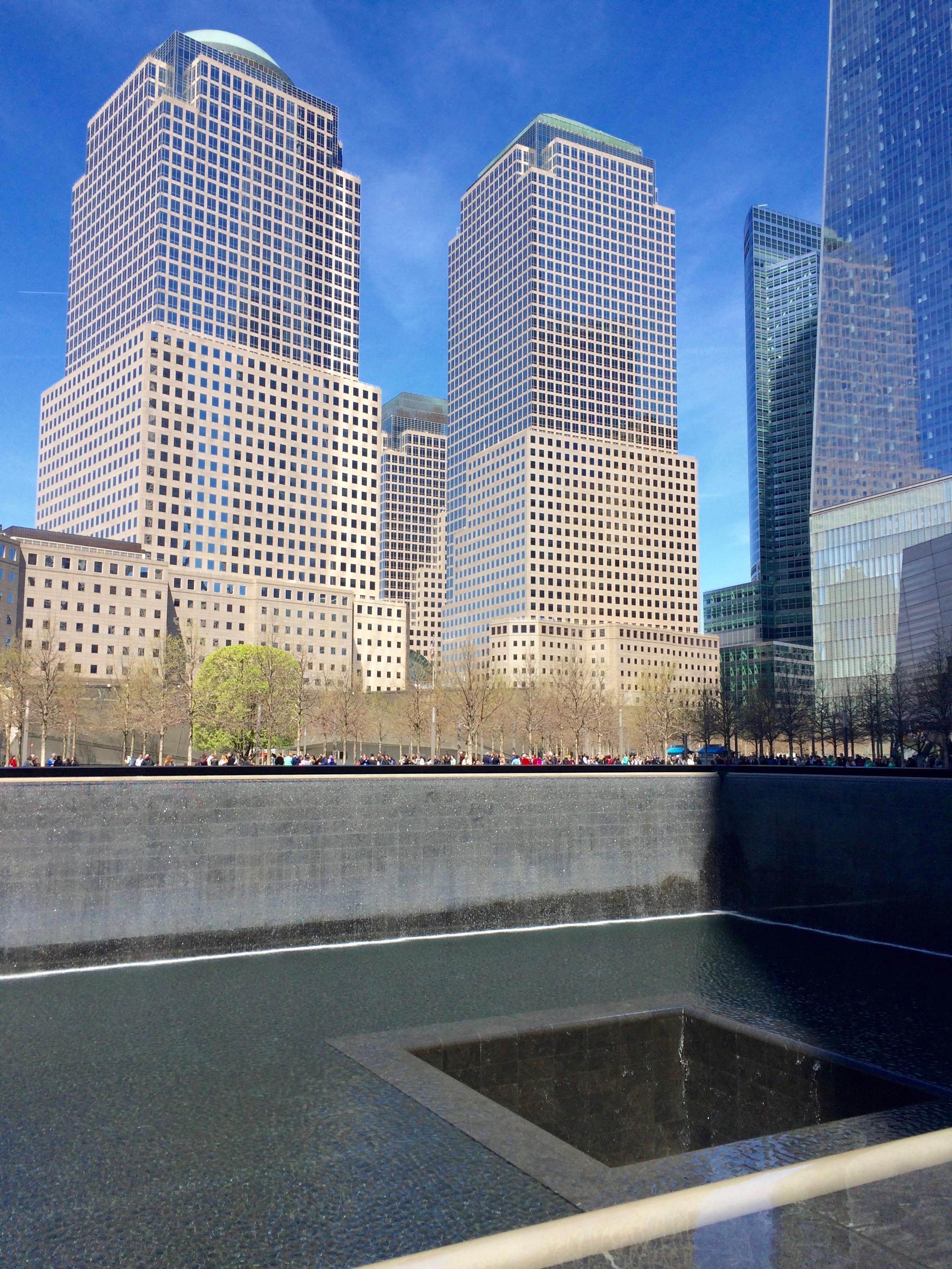 9/11-monumentti.