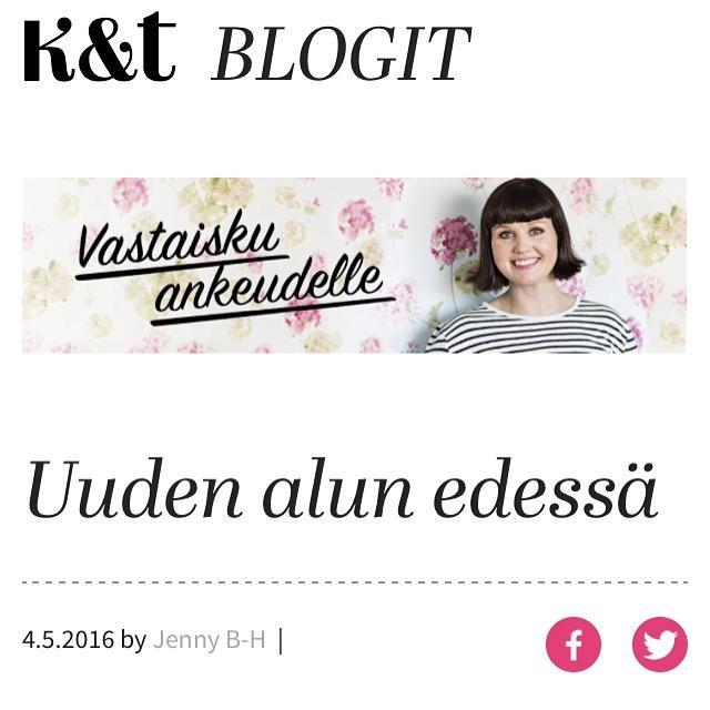 Blogi on muuttanut!