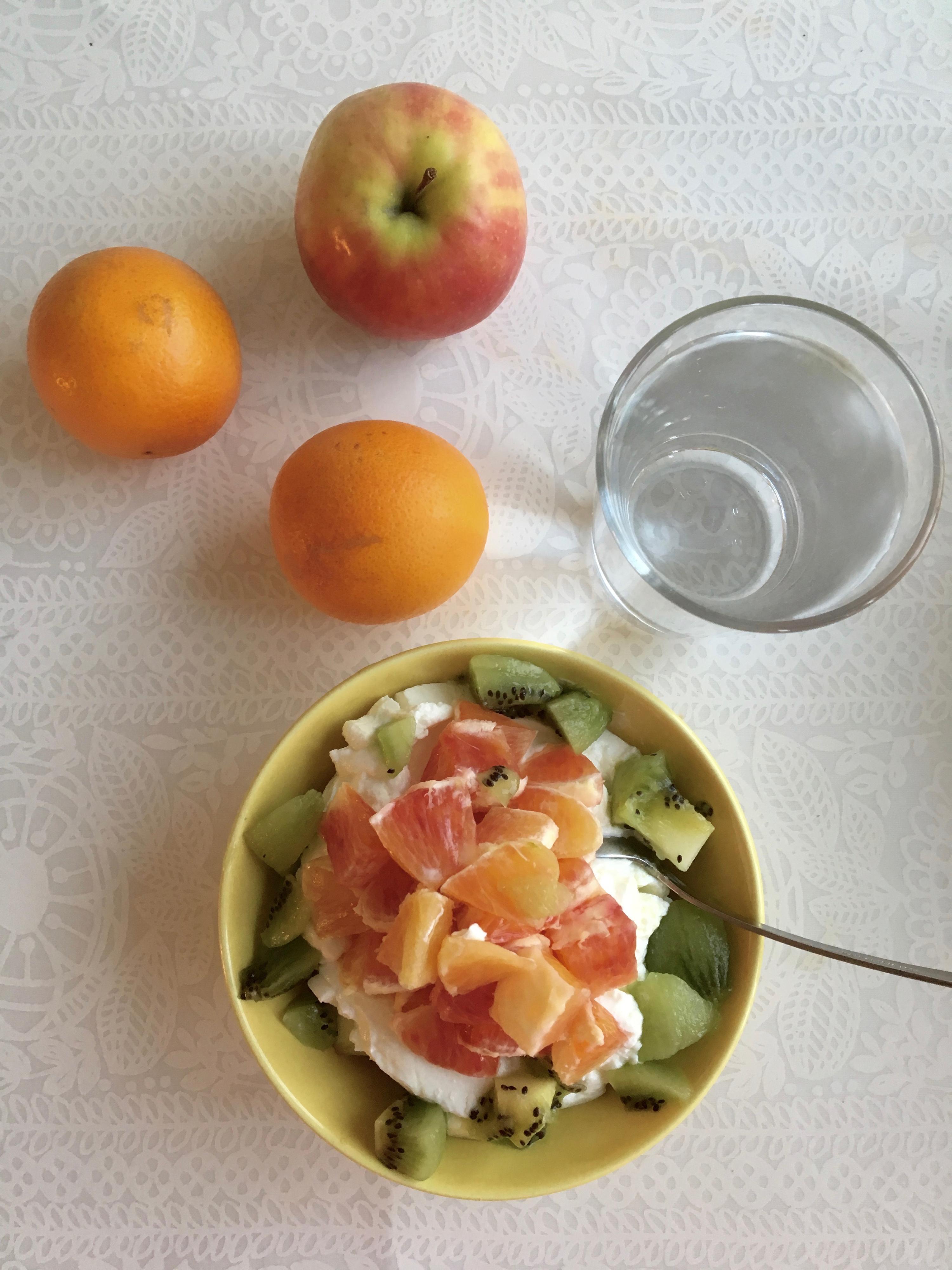 Aamupalavinkki sinulle, joka et ehdi syödä aamiaista