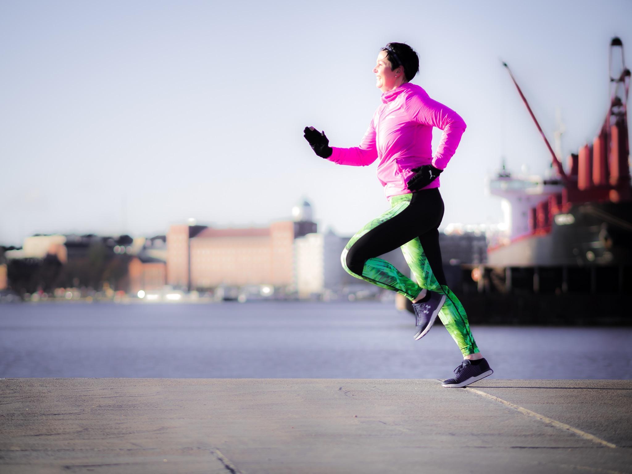 Yksi juoksemisen parhaita puolia on yhteisöllisyys
