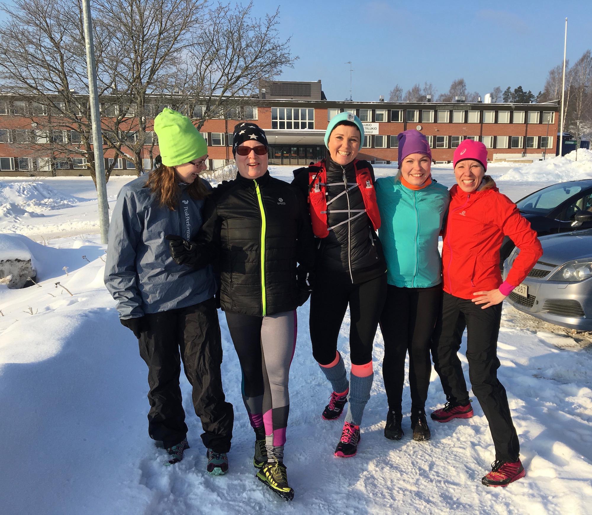 Mut valittiin! Eka ultra Tukholman saaristossa odottaa + juoksukuulumisia