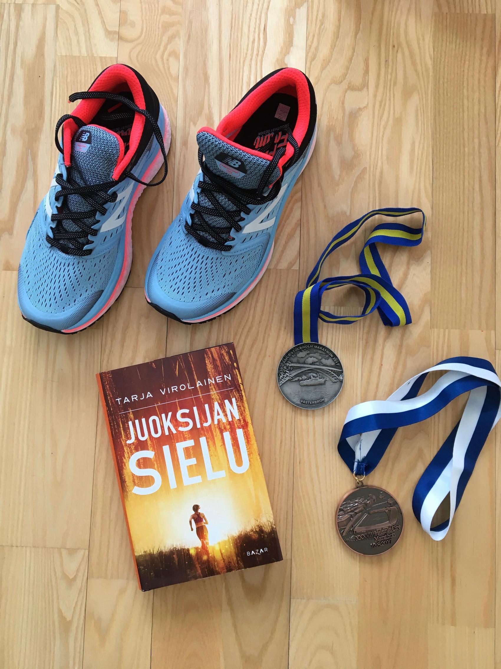Kirjavinkki jokaiselle juoksijalle: Juoksijan sielu