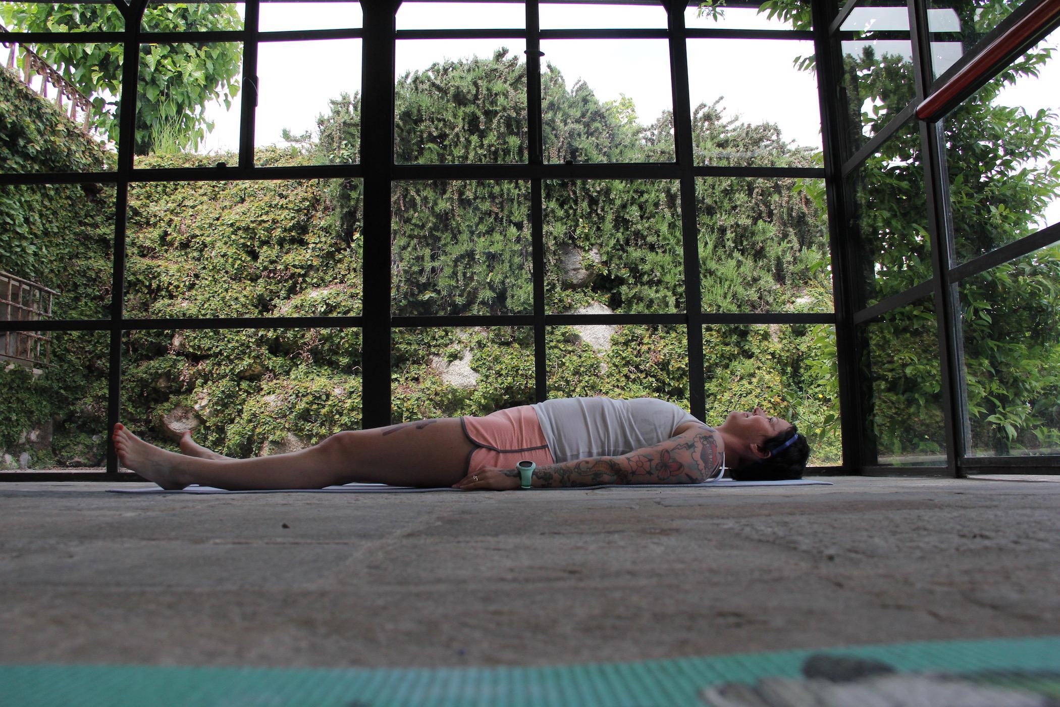 Viikko joogaleirillä – olo kuin jyrän alle jääneellä