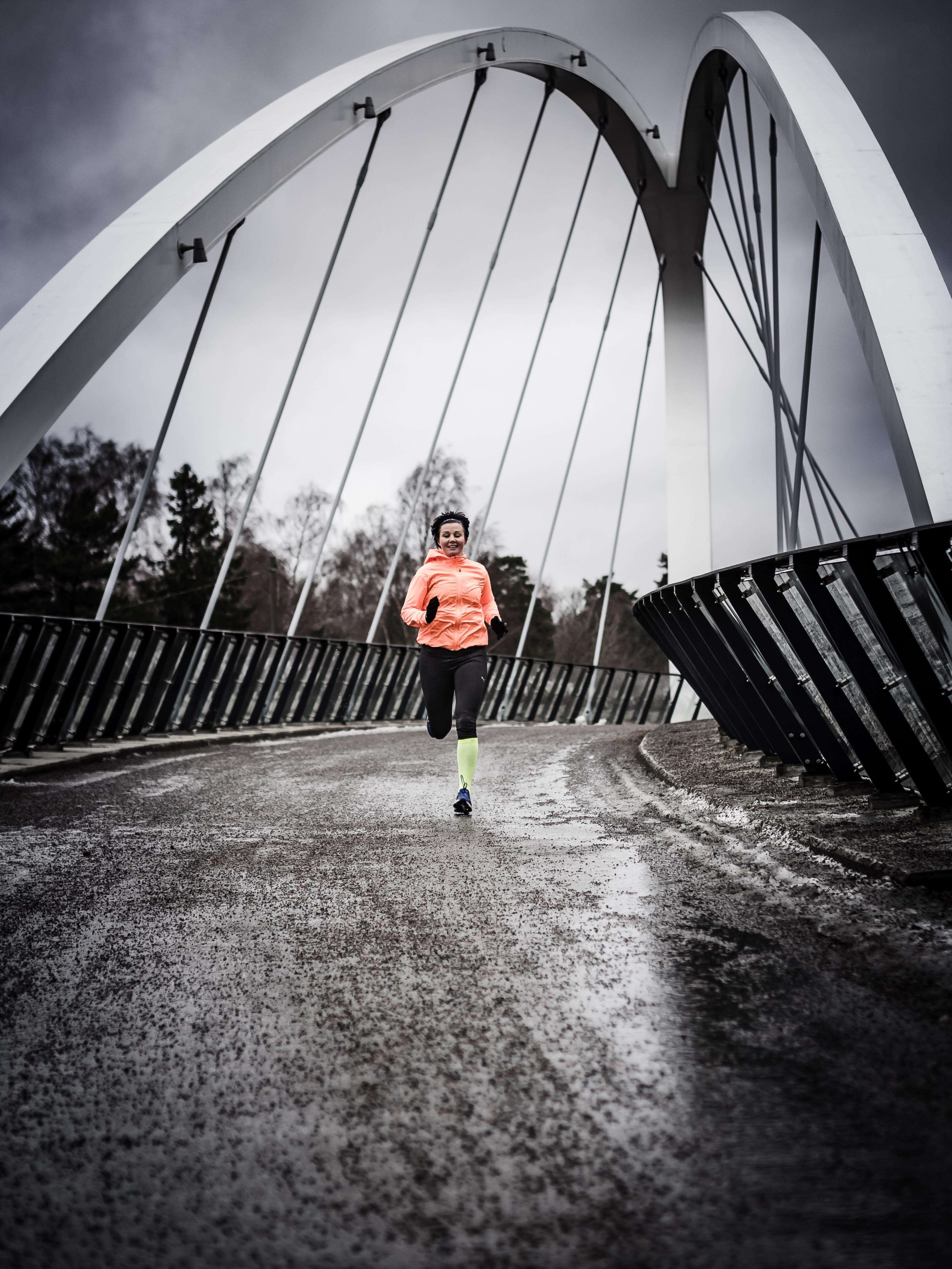 Millaiset mahdollisuudet nelikymppisellä on kehittyä juoksijana?