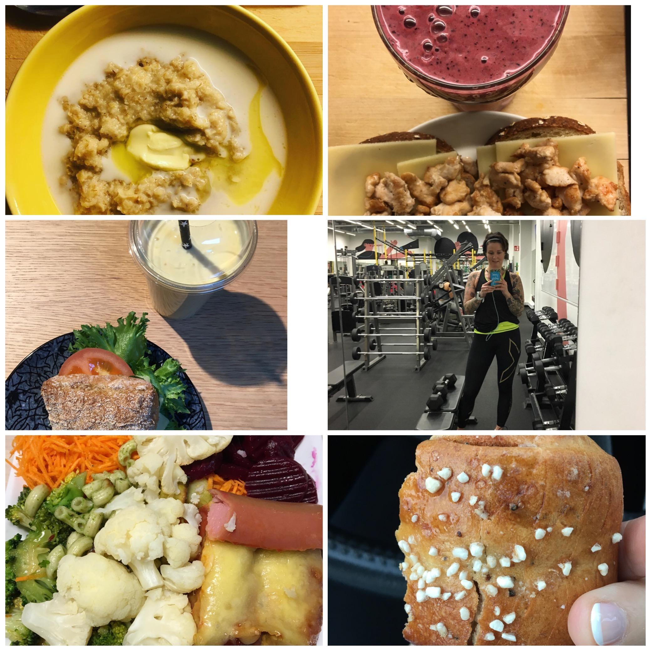 Ruokapäiväkirjan pitäminen avasi silmät – näin söin ja treenasin