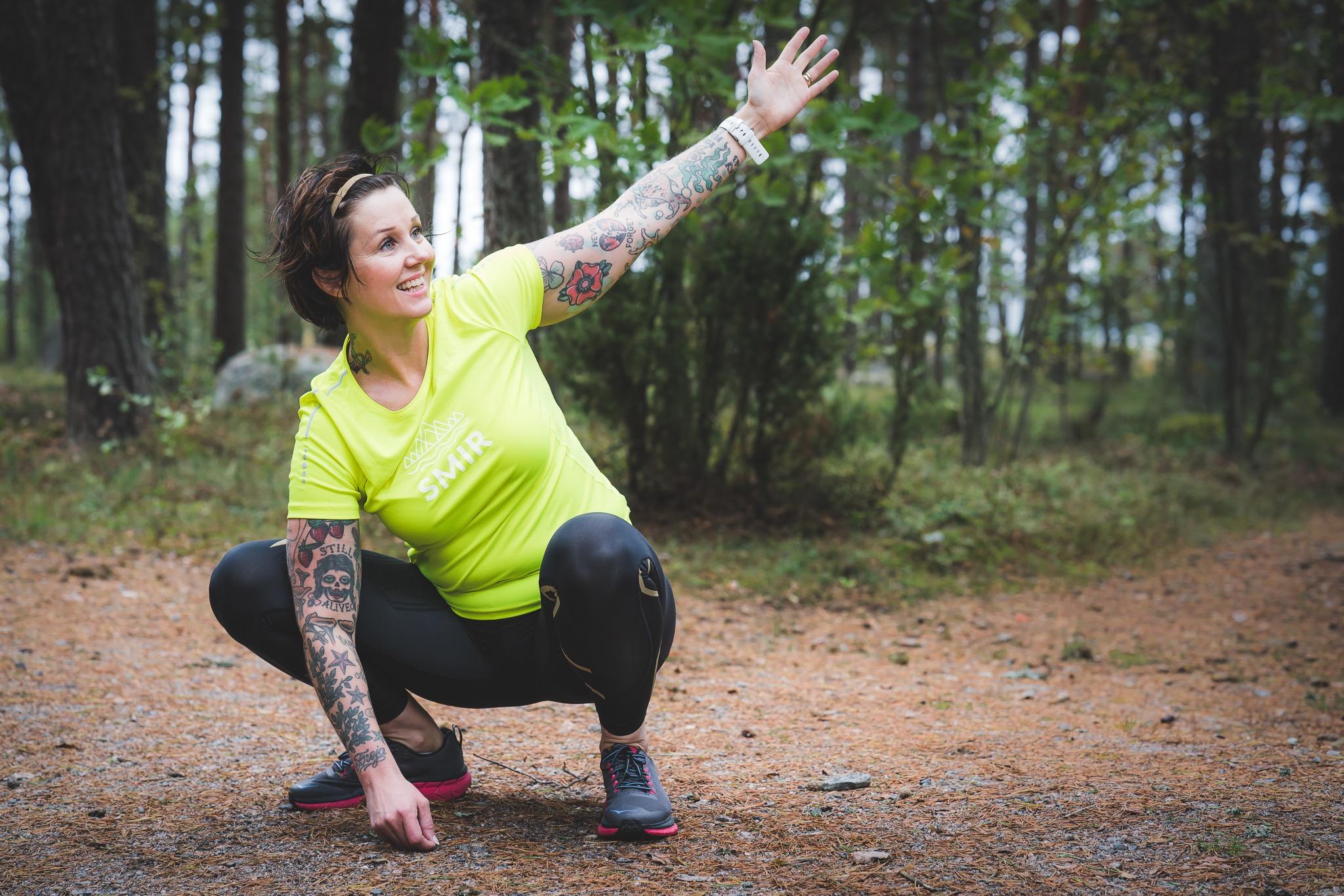 Kehonhuolto on palkinto treenistä – ei pakollinen paha