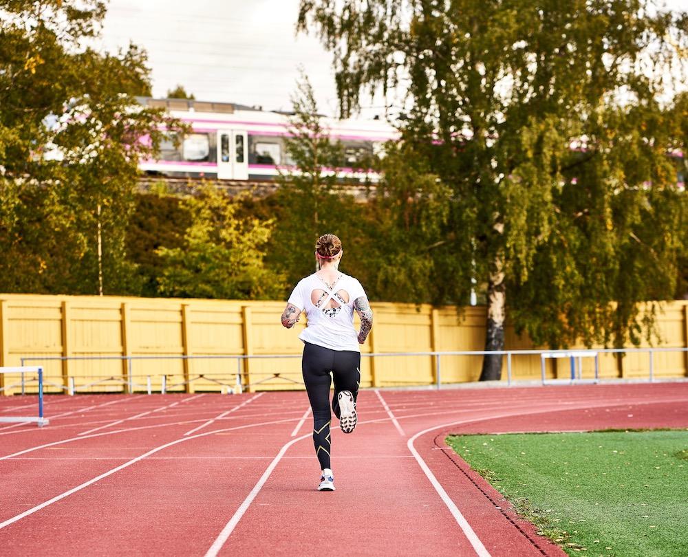 Juoksukuulumisia –juoksu kulkee muun arjen ehdoilla